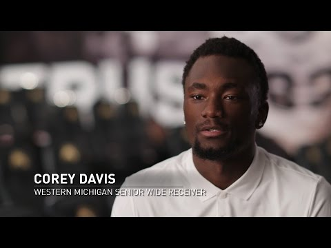 Corey Davis 'Facing Adversity'