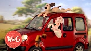 Renault Kangoo - Wallace and Gromit