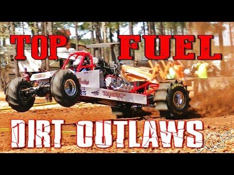 DIRT OUTLAWS TOP FUEL DIRT DRAG RACING