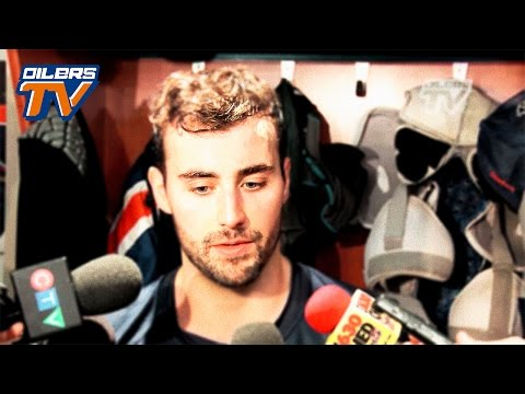 Oilers TV (Jordan Eberle Post-Game) November 6, 2015