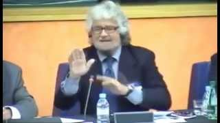 Beppe Grillo @ Strasbourg with EFDD .. Part1 Eng Sub