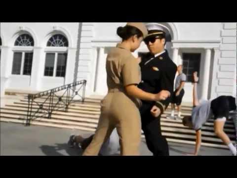 Military News - U.S. Merchant Marine Academy Gangnam Style - Winner