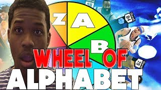 SPIN THE WHEEL OF ALPHABET | NBA 2K17 MYTEAM