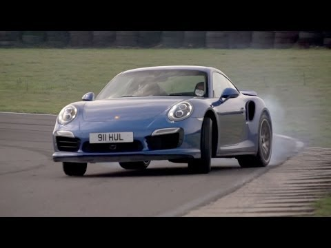 Porsche 911 Turbo S v McLaren 12C: Road. Track. Drag Race. -- /CHRIS HARRIS ON CARS