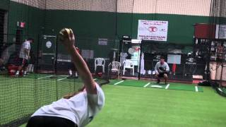 Christine Costello Softball Skills Video