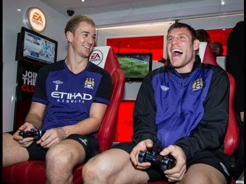 FIFA 13 Pro Footballer Tournaments | Manchester City