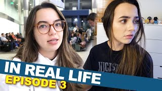 IN REAL LIFE 3 - We Got Sick!!! Merrell Twins