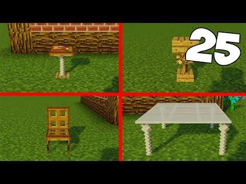 25 ТРЮКОВ ДЛЯ СТРОИТЕЛЕЙ в Minecraft PE 1.2.6
