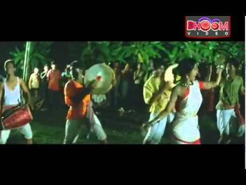 Santals Dance from a Bengali Film