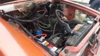 AMC Eagle 4.0 Swapped Running a Little Better