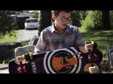 Jet Skateboards -