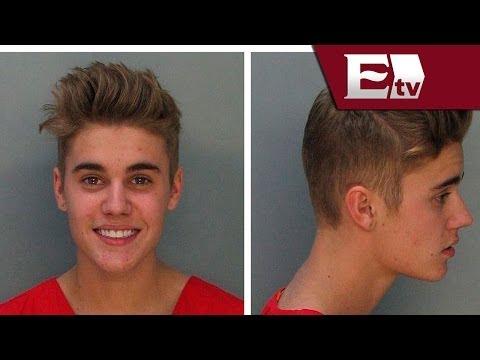 Famosos que han pisado la cárcel  / Justin Bieber es arrestado por conducir ebrio