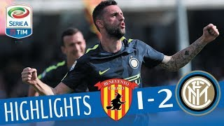 Benevento - Inter - 1-2 - Highlights - Giornata 7 - Serie A TIM 2017/18