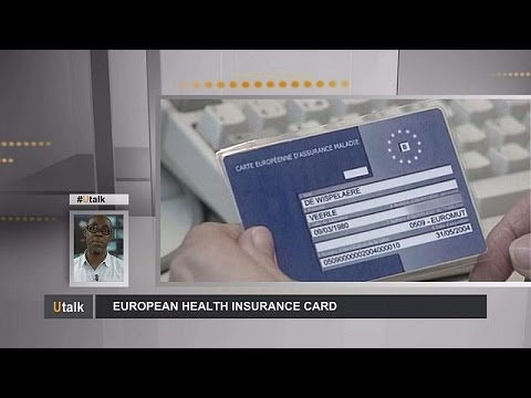 The European Health Insurance Card (EHIC) - a user's guide - utalk