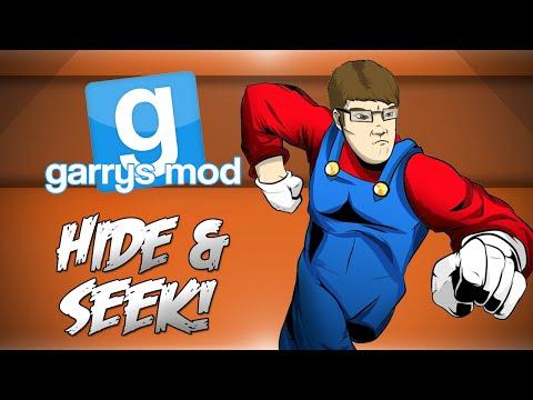 GMod Hide & Seek! - Devil Man, Water Boy, Home Alone! (Garrys Mod Funny Moments)