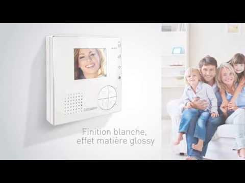 BTicino - Poste intérieur vidéo classe 100