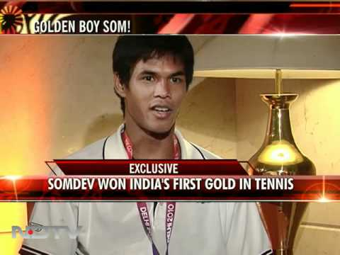 I've always dreamt of this moment: Somdev to NDTV