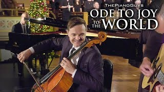 Ode To Joy To The World With Choir Bell Ringers The Piano Guys