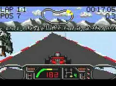 Atari Lynx - Checkered Flag ( Atari Corp.] 1991 Video
