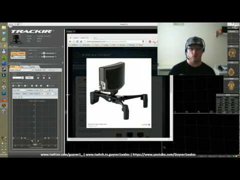 DayZ - TrackIR 5 demonstration/Instructional tutorial