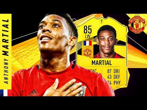 WORTH THE COINS?! 85 ROAD TO THE FINAL MARTIAL REVIEW!! FIFA 20 Ultimate Team