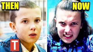 Stranger Things Season 3 Biggest Character Changes