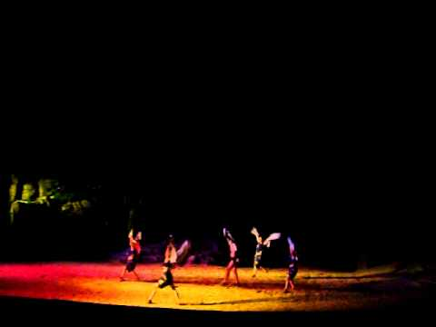 Eagle Dance - Unto These Hills, Cherokee, NC 2011