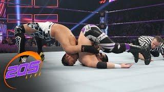 Akira Tozawa vs. Local competitor: WWE 205 Live, March 21, 2017