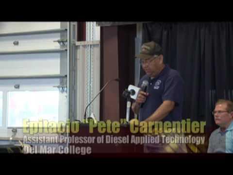 Rush Truck Center donation to Del Mar College