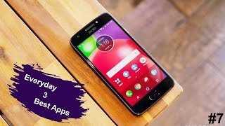 (Part #7) Top 3 Best Android Apps in July 2018 - Everyday 3 Best Android Apps - Mezzo Buzz