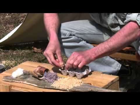 Homemade Fire Starters For Camping