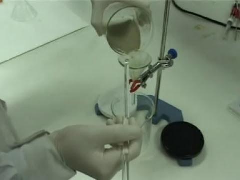 Experimento de Fisica y Quimica - Filtración
