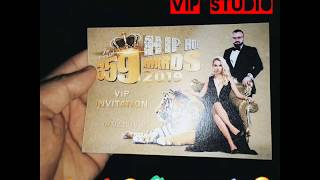 *VIP Studio* 359 Hip Hop Awards 2019 (DEMO)