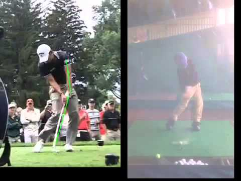 Pablo Larrazabal swing review