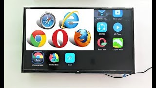 Best & Fast Web Browser for All Smart TV