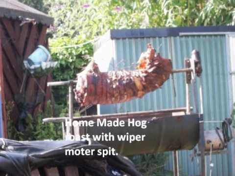 Hog Roast Motor Hog Roast Wmv