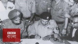 বাংলাদেশের মুক্তিযুদ্ধে কী ছিল ভারতীয় সামরিক কৌশল ?