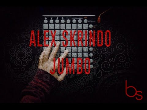| Alex Skrindo - Jumbo | BlaSil Launchpad Pro Cover| Project file |