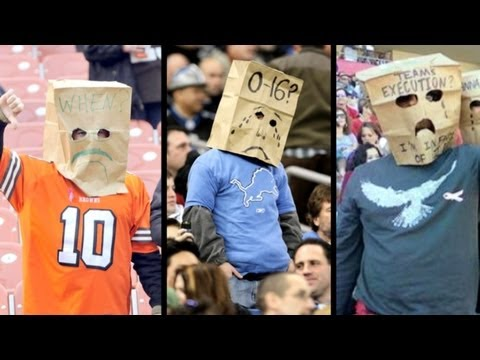 Top 10 Crazy Losing Streaks in Pro Sports Subscribe: http://goo.gl/Q2kKrD These are the sporting records you don't want to break. Join http://www.WatchMojo.com as we list the top 10 heartbreakin...