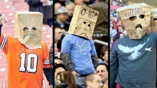 Top 10 Losing Streaks In North American Sports