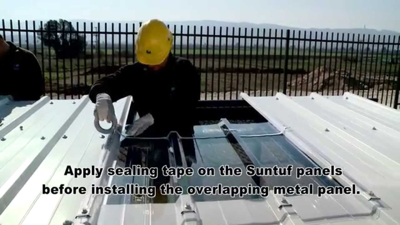 SUNTUF® Installation Video
