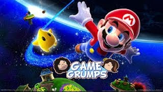 Game Grumps Super Mario Galaxy Mega Compilation