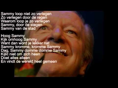 Ramses Shaffy - Sammy (Met tekst)