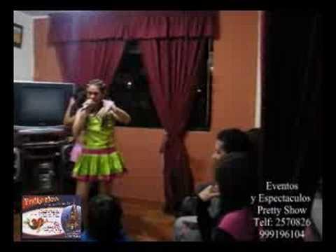 show infantiles Pretty Show - animadora Bonny M