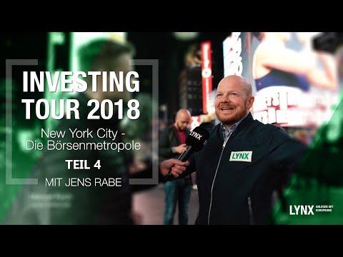 New York City - Die Börsenmetropole | Investingtour 2018 Teil 4