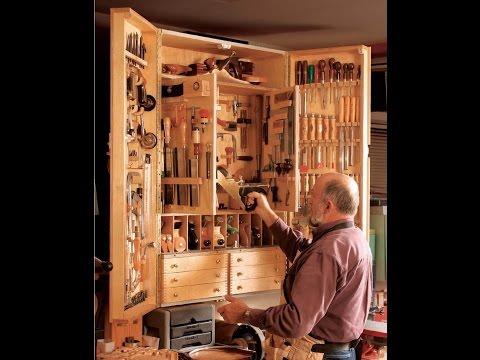 Под инструмент - полезные самоделки для гаража своими руками