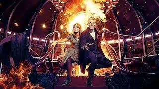 Doctor Who Series 8 (2014): Cinema Trailer - Starring Peter Capaldi & Jenna Coleman