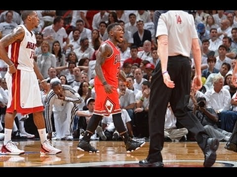 Nate Robinson: BIG in the Clutch