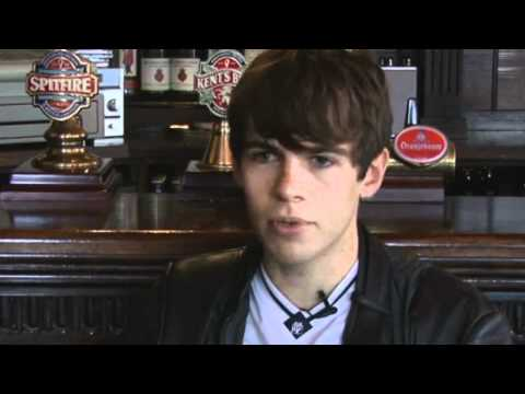 James Righton on James Righton From The Klaxonx On Harry Redknapp