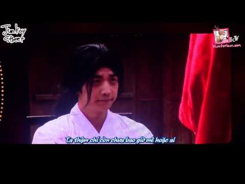 Vietsub-KV 2PM - The Moon Embraces The Sun Parody